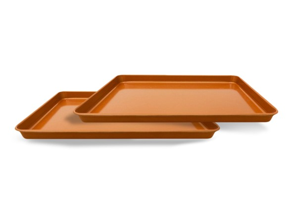 Gotham Steel Copper Baking Sheet 2 Pack