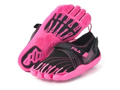 Women's CompetitR -Black/Pink (Size 6-7)