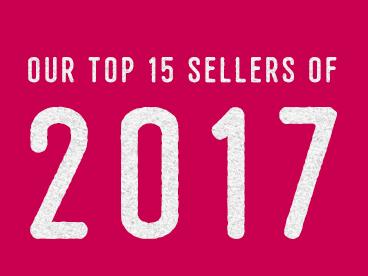 Top 15 of 2017