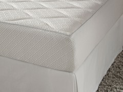 "10"" Quilted Top Memory Foam Mattress - Queen"