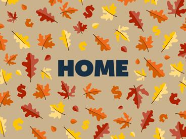 Home Fall-Tastic Deals!