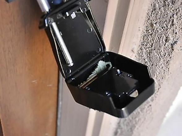 Truepower 3 Key Lock Box Alpha Key Style Key Safe Door