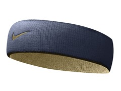 Home & Away Headband - Navy/Gold