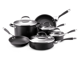 Circulon 80288 Circulon Elite 10-piece set Gray