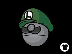 Luigi Death Star