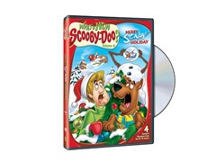 What's New Scooby-Doo, Vol. 4 - Merry Scary Holiday DVD