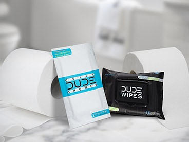 Wipes for Dudes