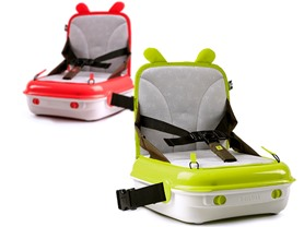 YummiGo Booster Seat & Storage 4-Colors