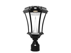 LED Lantern with Motion Sensor