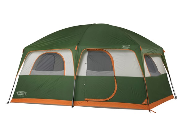 sc 1 st  Woot & Wind River Cabin 9-Person Tent