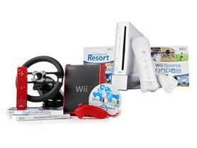 Nintendo Wii Gaming Consoles