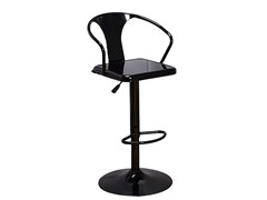 Retro Max Swivel Barstool (4-Colors)