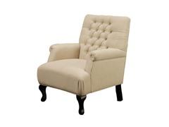 Roma Tufted Club Chair