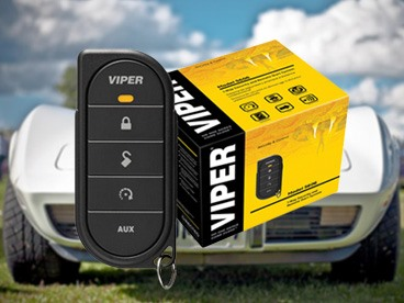 Viper 1-Way Security System & Remote