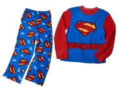 Superman 2-Piece Fleece Set (2T-10)