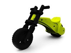 Green Original YBike Balance Bike