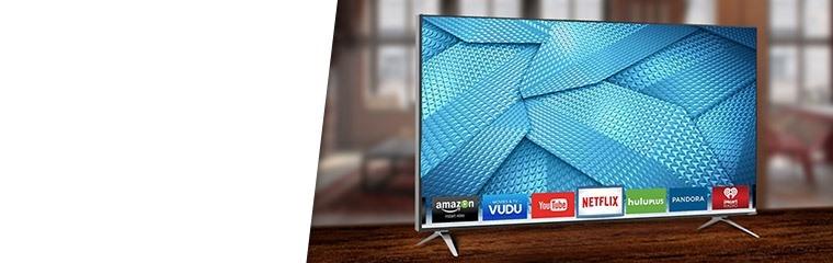 """VIZIO 60"""" 4K Smart TV"""