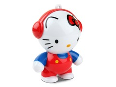 Headphonies Pocket Speaker - Hello Kitty