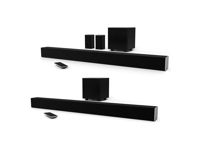 VIZIO SmartCast BT Sound Bars w/Sub