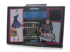 Fashion Design Dry Erase Lapdesk