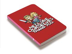 Tough Princesses Journal
