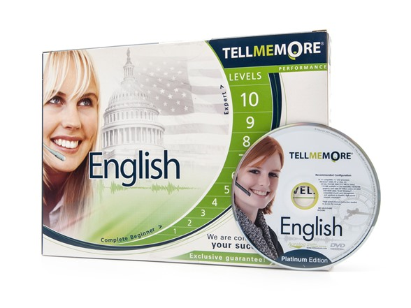 Tell Me More English Performance Version 9 10 Levels Old Version