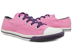 Burnetie Women's Ox X Shoes, Geranium