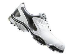 FJ Sport Golf Shoe - White/Silver