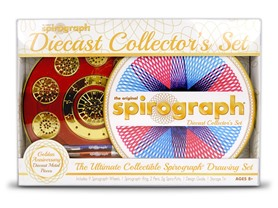 Spirograph Diecast Collector's Set