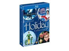 Essential Holiday Collection [Blu-ray]