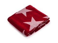 Jacquard Blanket Throw - Stars