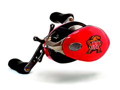 Univ. of Maryland Baitcasting Reel