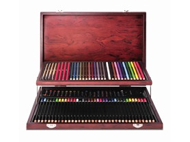 Art 101 91 pc Wood Art Set