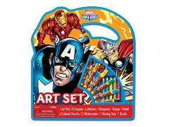 Marvel Heroes Large Activity Case