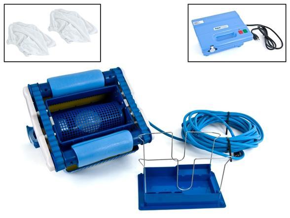 Blue Pearl Robotic Pool Cleaner