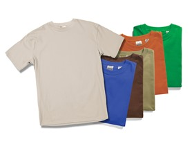 Zorrel Men's and Women's 6-Pack Tees