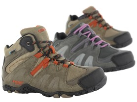 Hi-Tec Kid's Trail Boots and Shoes
