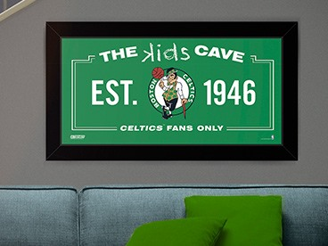 NBA Home Decor
