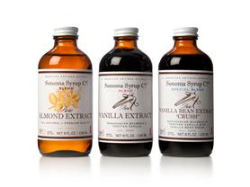 Sonoma Syrup 3-Bottle Extract Set