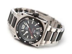 Men's ESQ Blackfin 300m Dive Black Watch