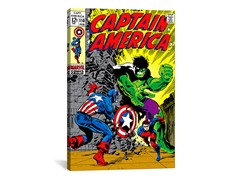 Captain America Cover #110