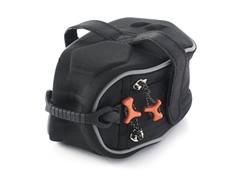 Bike Midi Seat Bag - Black