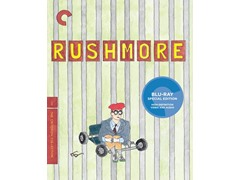 Rushmore (Criterion) [Blu-ray]