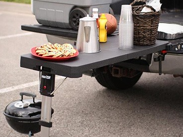 Redi Top Portable Tailgating Table