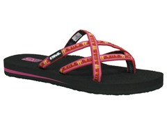 Women's Olowahu Sandals - Diago Pink