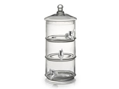 Royal Glass Beverage Dispenser