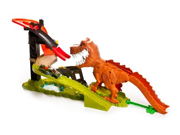 hot wheels t rex takedown kids toys