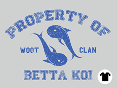 Property of Betta Koi