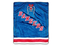 NY Rangers Throw