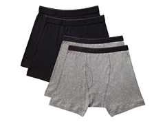 Kings Underwear Boxer Briefs 4-pack